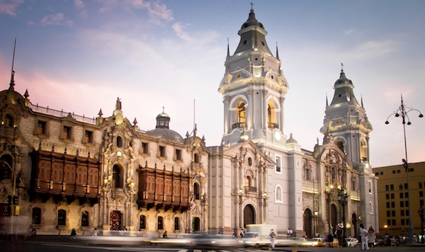 Cathedral Basilica of St. John the Apostle and Evangelist, Lima, Pie Experiences