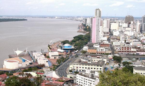 Guayaquil and the Guayas river Ecuador Pie Expriences