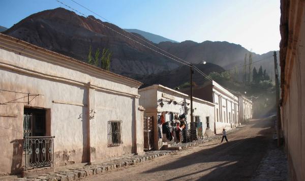Argentina Tourism-purmamarca