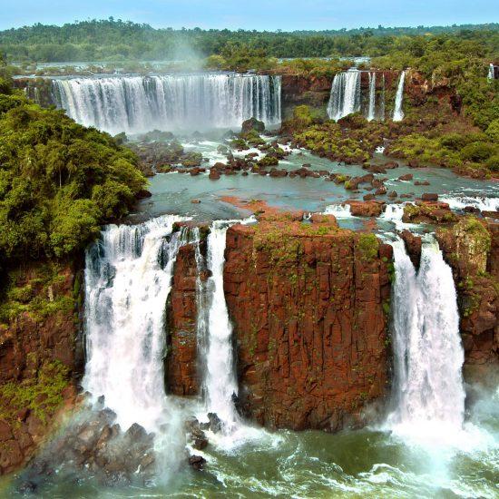Iguazu falls trips