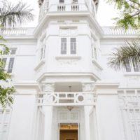 Hotel Boutique Casa República, main entrance, Barranco, Lima, Peru by Pie Experiences