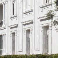 Hotel B, hotel boutique, Barranco, Lima, Peru, exterior facade by Pie Experiences 2
