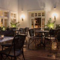 Hotel B, hotel boutique, Barranco, Lima, Peru, terrace by Pie Experiences 1