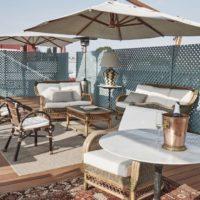 Hotel B, hotel boutique, Barranco, Lima, Peru, terrace by Pie Experiences 2